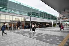 各線・浦和駅の様子。(2018-01-15,共用部,ENVIRONMENT,1F)