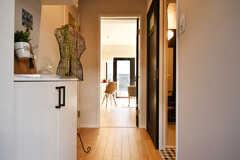 専有部の様子。(105号室)※モデルルームです。(2020-02-02,専有部,ROOM,1F)