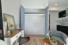 専有部の様子8。(105号室)※モデルルームです。(2020-02-02,専有部,ROOM,1F)