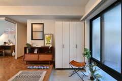 専有部の様子。(109号室)※モデルルームです。(2020-02-02,専有部,ROOM,1F)