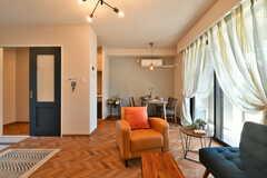 専有部の様子5。(109号室)※モデルルームです。(2020-02-02,専有部,ROOM,1F)
