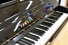 ピアノはYAMAHA製です。(2020-03-10,共用部,OTHER,1F)