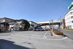 各線・南浦和駅の様子。(2009-02-17,共用部,ENVIRONMENT,1F)