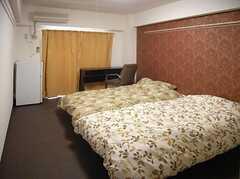 専有部の様子。(305号室)(2008-02-22,専有部,ROOM,3F)