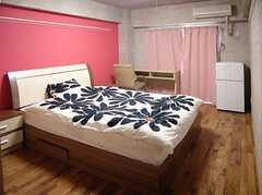 専有部の様子。部屋ごとに内装が異なります。(308号室)(2008-02-22,専有部,ROOM,3F)