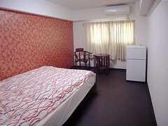 専有部の様子2。(316号室)(2008-02-22,専有部,ROOM,3F)