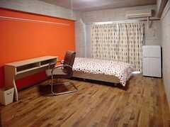 専有部の様子。(408号室)(2008-02-22,専有部,ROOM,4F)