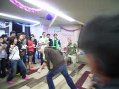 パーティーの様子4。(2008-05-16,共用部,PARTY,1F)