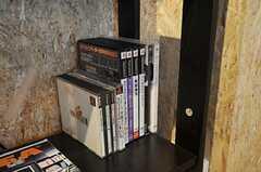 ゲーム機PS2も設置されています。(2011-03-22,共用部,OTHER,1F)