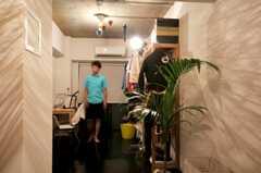 入居者さんの部屋の様子。(2010-08-05,共用部,OTHER,1F)