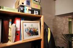 初めてホームステイしたときの、思い出の写真。(2010-08-05,共用部,OTHER,1F)