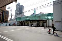 JR各線・浦和駅の様子。(2008-04-03,共用部,ENVIRONMENT,1F)