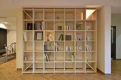 本棚の様子。(2015-10-13,共用部,OTHER,1F)