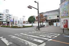 各線・南浦和駅の様子。(2015-10-13,共用部,ENVIRONMENT,1F)