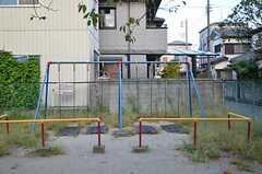 すぐ近所の公園。(2012-10-10,共用部,ENVIRONMENT,1F)