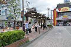草加駅前の様子。(2012-10-10,共用部,ENVIRONMENT,1F)