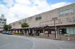 草加駅の様子。(2012-10-10,共用部,ENVIRONMENT,1F)