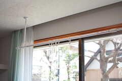 室内干しができます。(103号室)(2021-03-23,専有部,ROOM,1F)