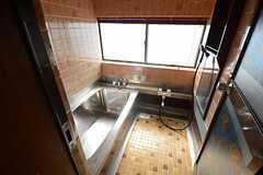 バスルームの様子。(2014-09-30,共用部,BATH,3F)