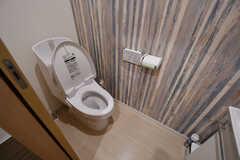 ウォシュレット付きトイレの様子。(2020-10-07,共用部,TOILET,2F)