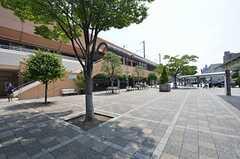JR埼京線・戸田公園駅の様子。(2014-07-22,共用部,ENVIRONMENT,1F)