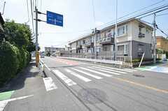 JR埼京線・戸田公園駅からシェアハウスへ向かう道の様子。(2014-07-22,共用部,ENVIRONMENT,1F)