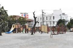 JR埼京線・戸田公園駅周辺の「戸田市こどもの国」の様子3。(2020-02-20,共用部,ENVIRONMENT,1F)