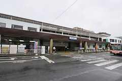 各線・和光市駅の様子。(2011-06-17,共用部,ENVIRONMENT,1F)