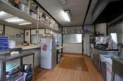 キッチンの様子4。(2014-03-20,共用部,KITCHEN,1F)