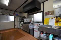 キッチンの様子5。(2014-03-20,共用部,KITCHEN,1F)