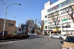各線・成増駅前の様子。(2009-02-12,共用部,ENVIRONMENT,1F)