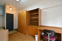 収納が充実しています。(213号室)(2018-04-13,専有部,ROOM,2F)