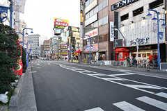 JR京浜東北線・西川口駅前の商店街。(2018-04-13,共用部,ENVIRONMENT,1F)