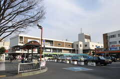 JR京浜東北線・蕨駅の様子。(2012-01-10,共用部,ENVIRONMENT,1F)