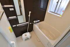 バスルームの様子。(2020-10-05,共用部,BATH,1F)