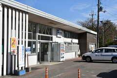 JR草津線・石部駅の様子。(2020-10-05,共用部,ENVIRONMENT,1F)