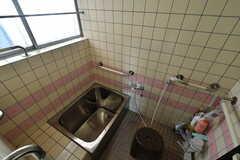 バスルームの様子。(2020-11-05,共用部,BATH,1F)