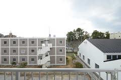 窓からの眺め。(308号室)(2013-03-10,専有部,ROOM,3F)