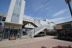 遠州鉄道・助信駅の様子。(2015-06-02,共用部,ENVIRONMENT,3F)