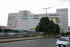 各線・浜松駅前の様子。(2016-01-20,共用部,ENVIRONMENT,1F)