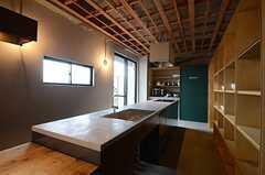フルオーダーメイドのキッチン。(2016-02-29,共用部,KITCHEN,2F)