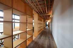 廊下の様子。(2016-02-03,共用部,OTHER,2F)