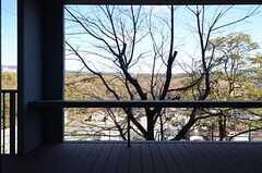テラスからの眺め。(2016-02-03,共用部,LIVINGROOM,1F)