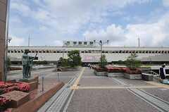 各線・宇都宮駅の様子。(2014-06-09,共用部,ENVIRONMENT,1F)