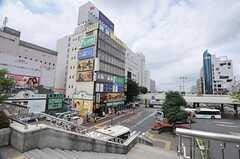 各線・宇都宮駅前の様子。(2014-06-09,共用部,ENVIRONMENT,1F)