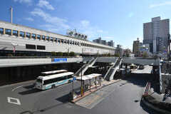 各線・宇都宮駅の様子。(2020-02-10,共用部,ENVIRONMENT,1F)