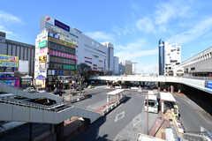 各線・宇都宮駅前の様子。(2020-02-10,共用部,ENVIRONMENT,1F)