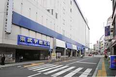 東武宇都宮線・東武宇都宮駅の様子。(2013-09-02,共用部,ENVIRONMENT,1F)