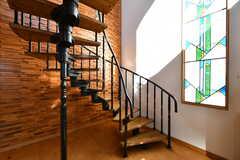 階段の様子。(2019-11-29,共用部,OTHER,1F)