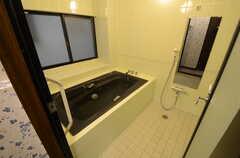 バスルームの様子。(2015-02-24,共用部,BATH,2F)